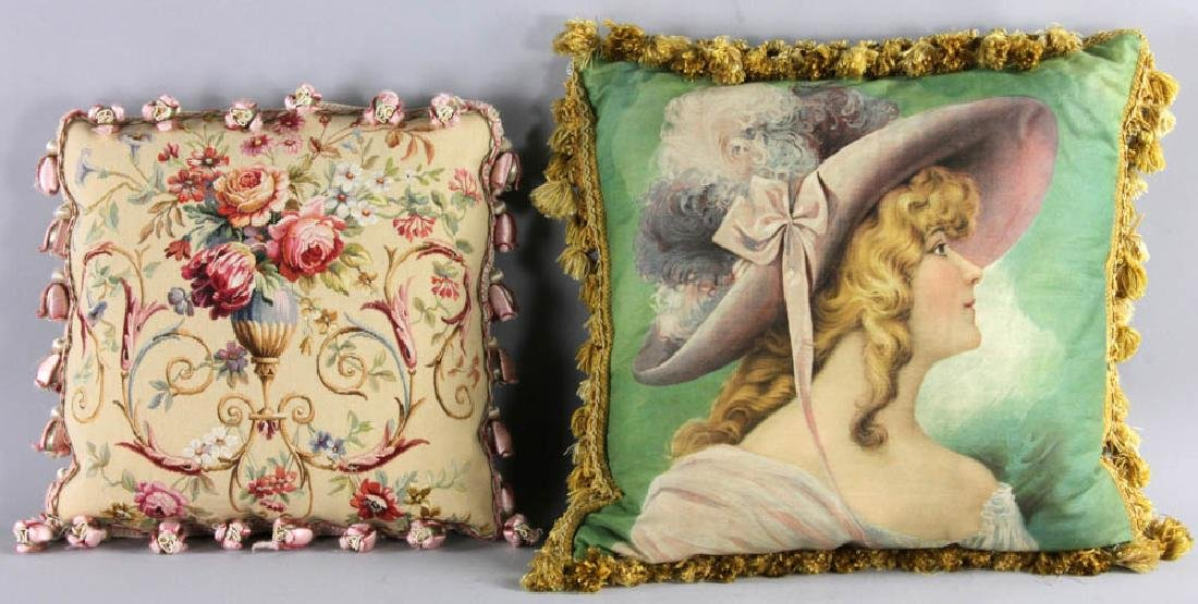 Four Decorative Cushions - 5