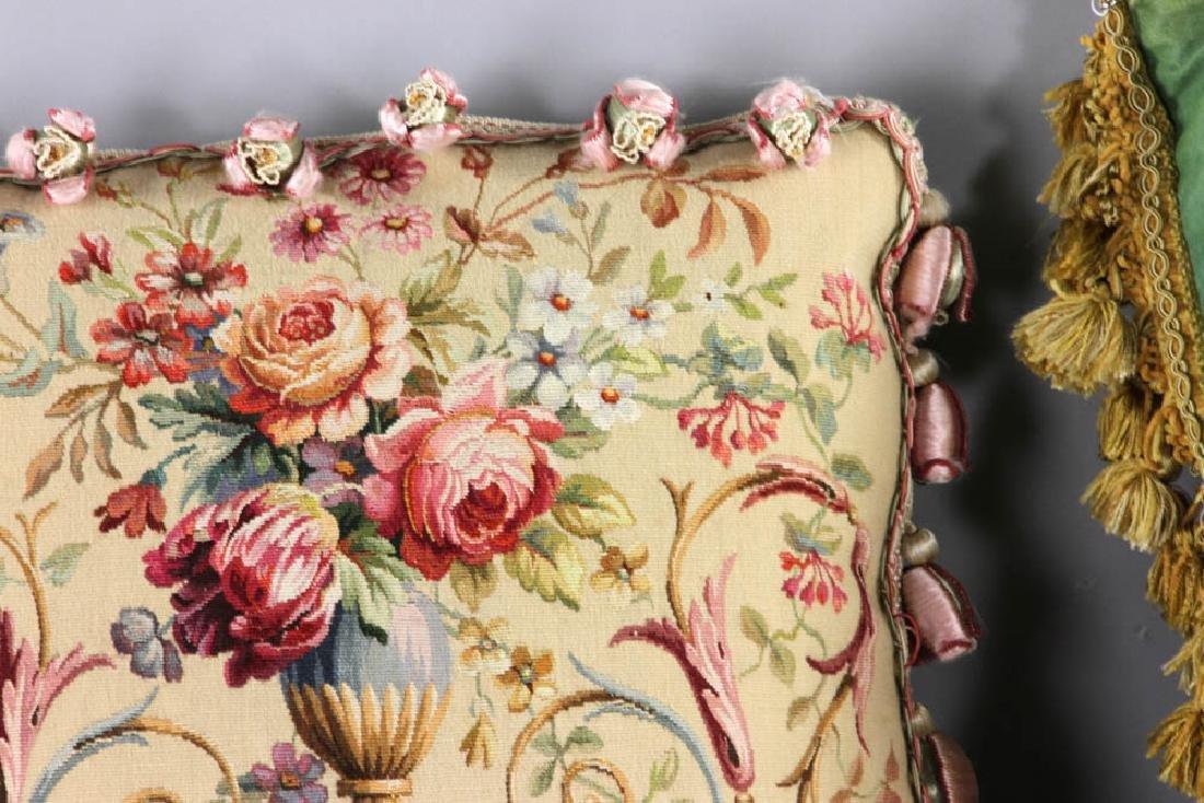 Four Decorative Cushions - 6