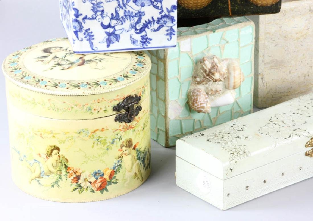Collection of Miscellaneous Boxes - 3