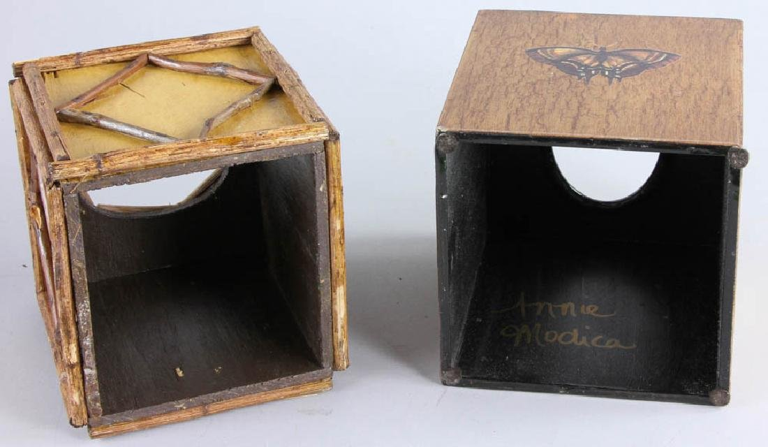 Collection of Miscellaneous Boxes - 8