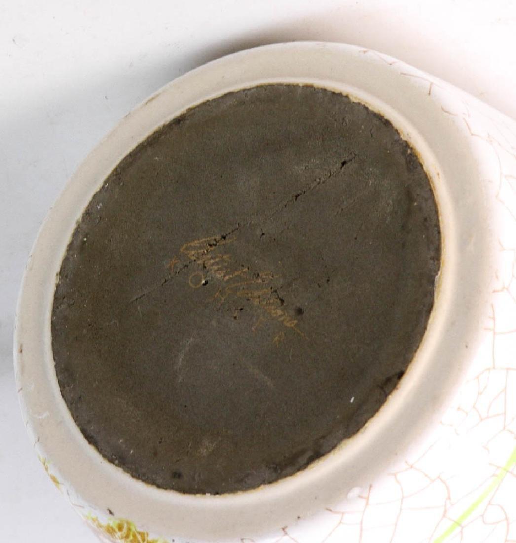 3-pc Pottery Set Marked Kohler - 11