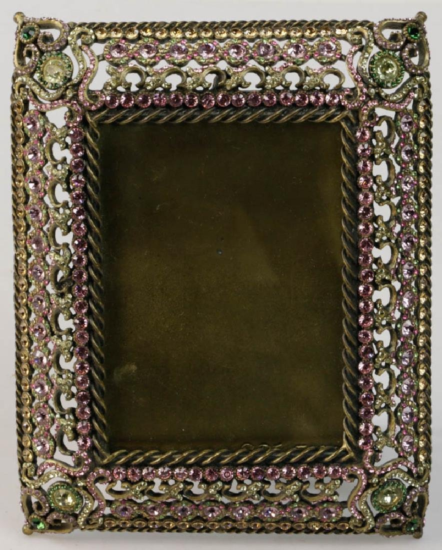 Four Jay Strongwater Picture Frames - 3
