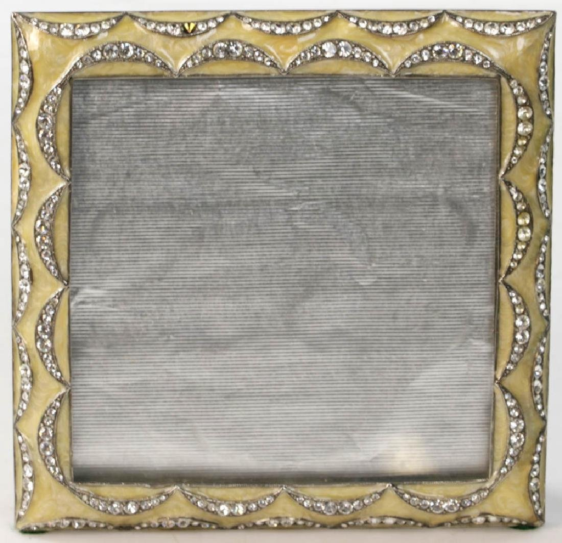 Three Jay Strongwater Picture Frames - 2