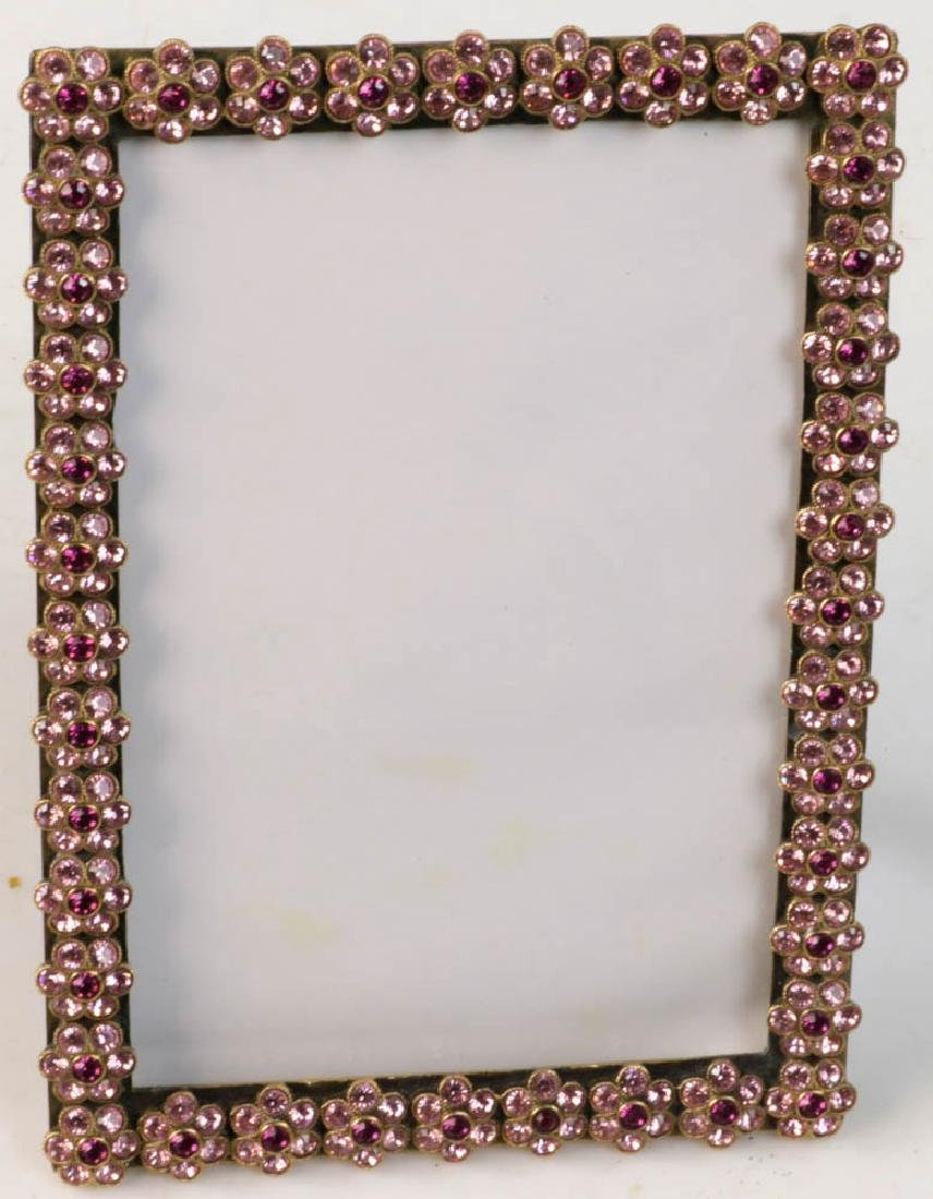 Three Jay Strongwater Picture Frames - 3