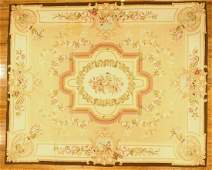 Fine French Savonnerie Needlepoint Rug