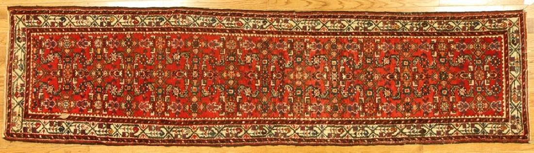 Antique Persian Serraband Rug