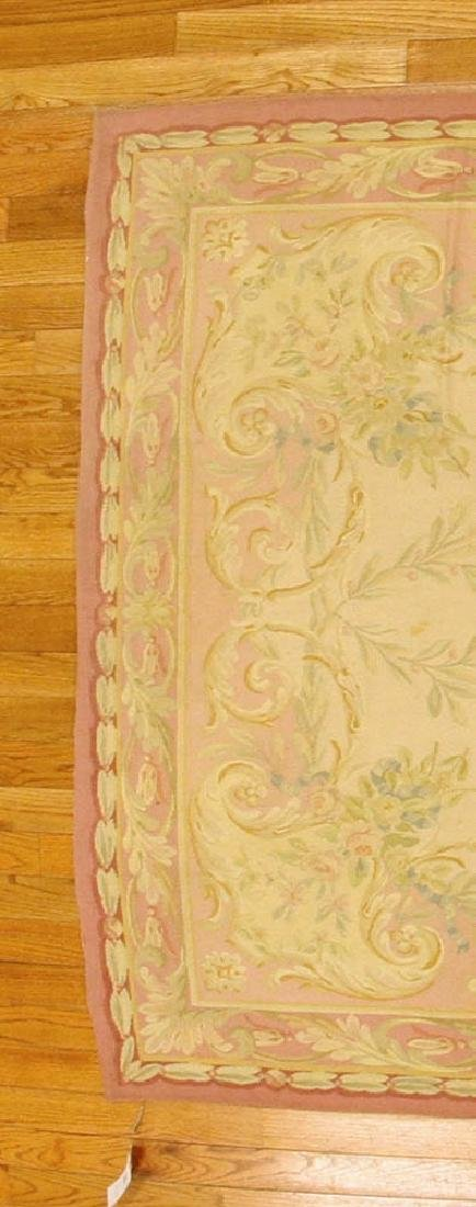 French Aubusson Tapestry Rug - 3