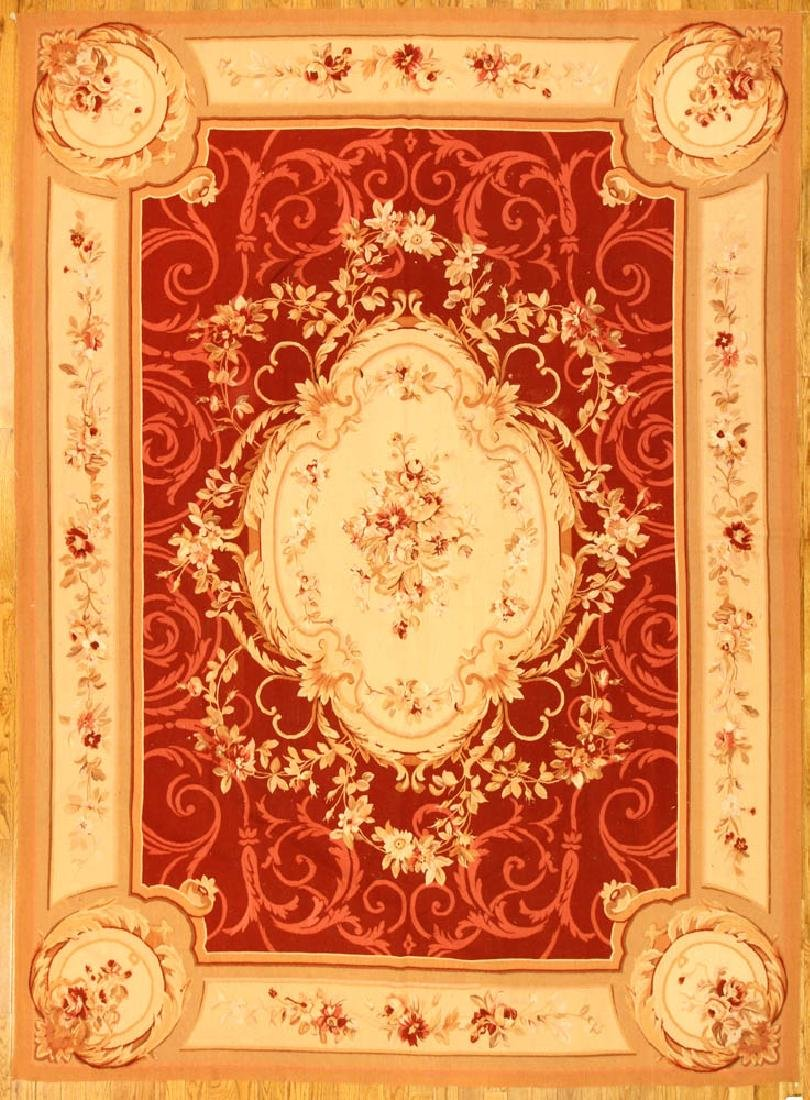 French Aubusson-style Rug
