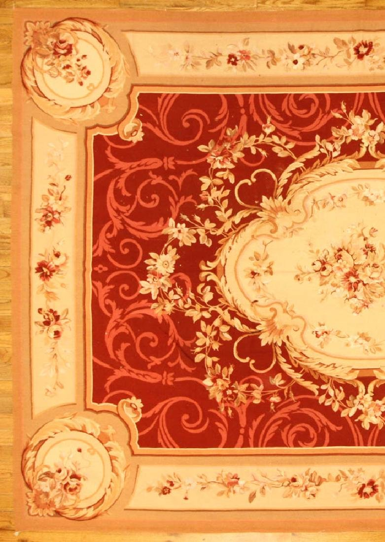 French Aubusson-style Rug - 3