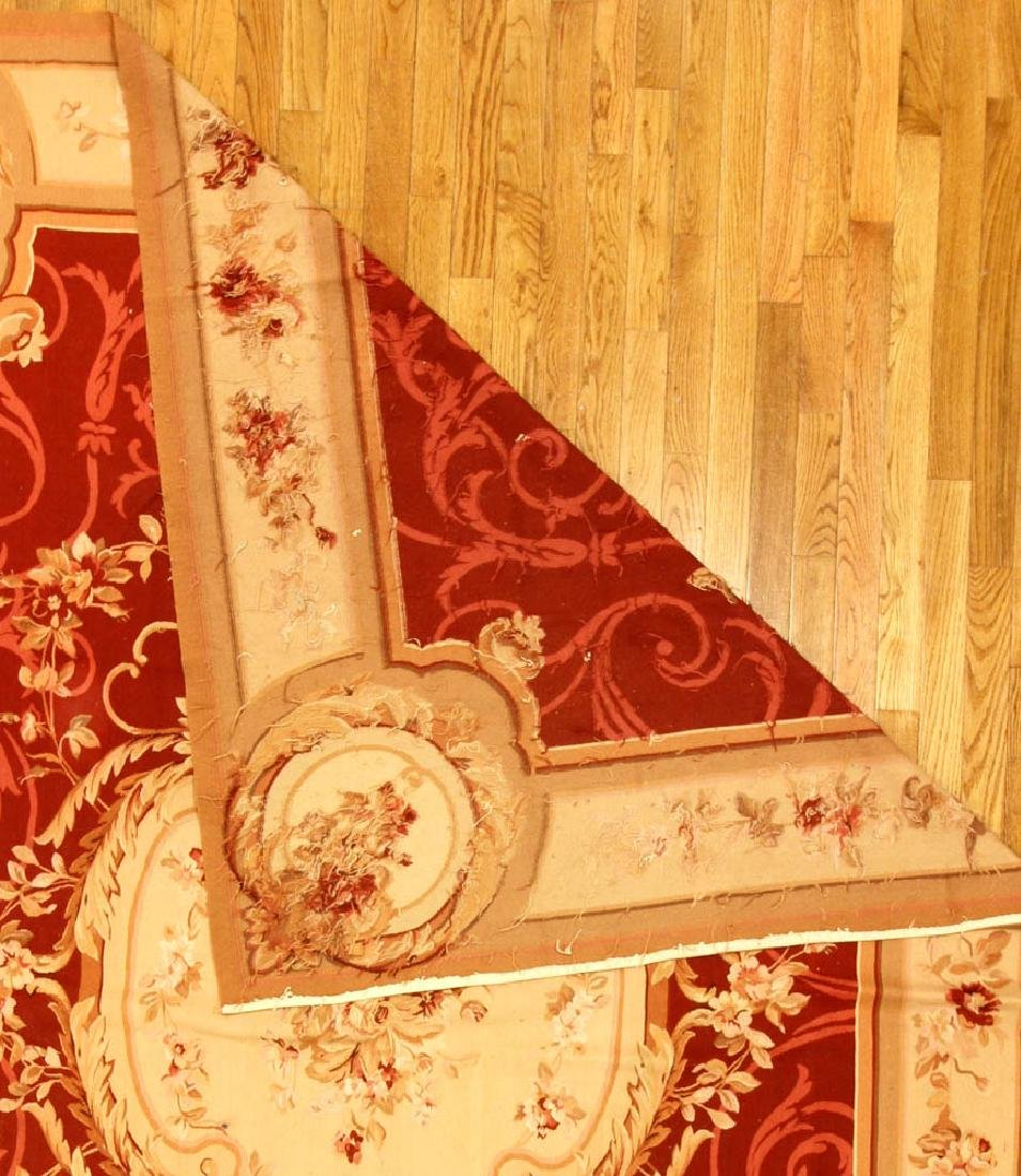 French Aubusson-style Rug - 5