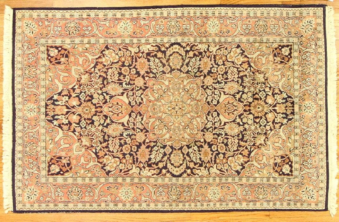 Fine Semi-antique Sino-Isfahan Rug
