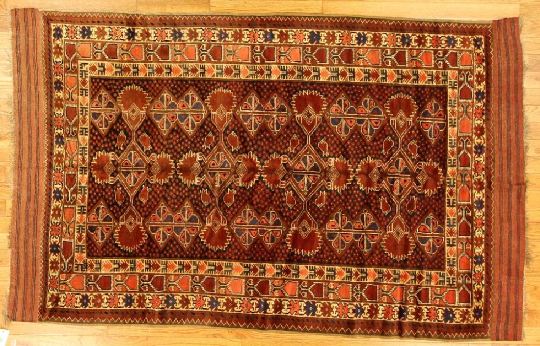 Antique Turkoman Rug