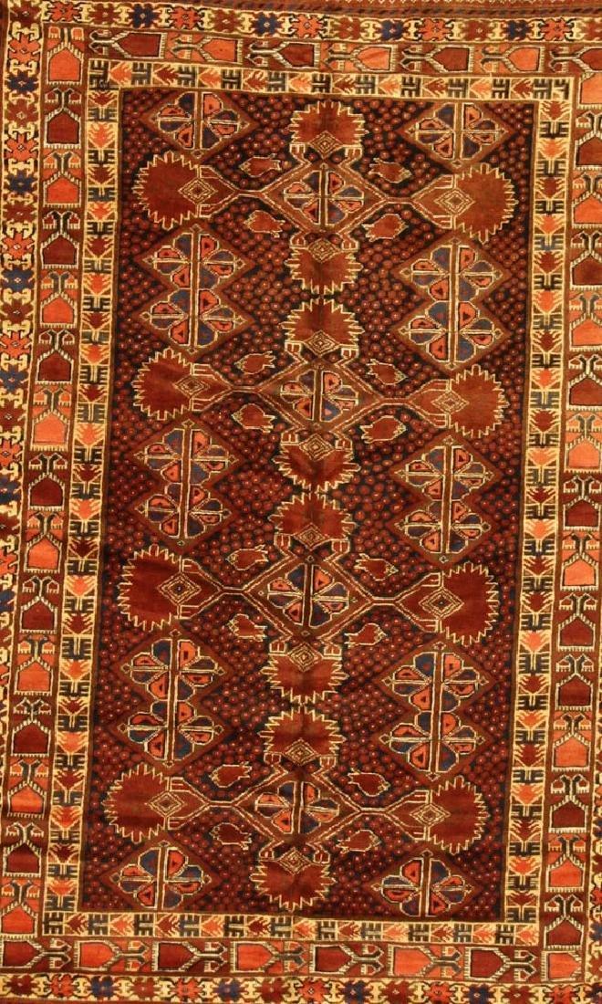 Antique Turkoman Rug - 2