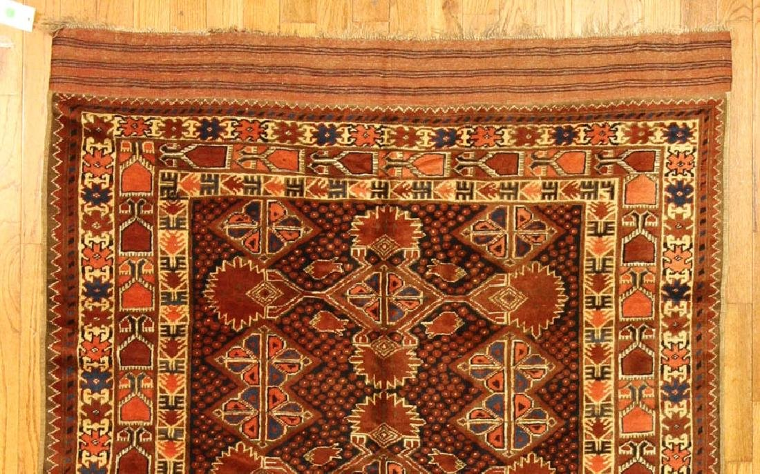 Antique Turkoman Rug - 3