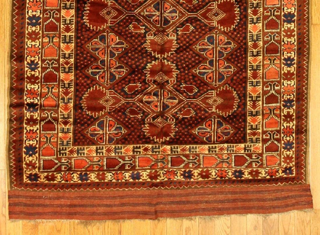 Antique Turkoman Rug - 4