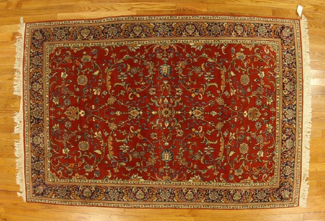 Fine Indo-Keshan Rug