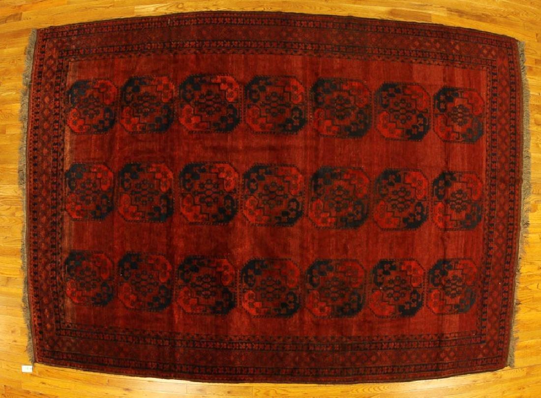 Antique Turkoman Asari Rug