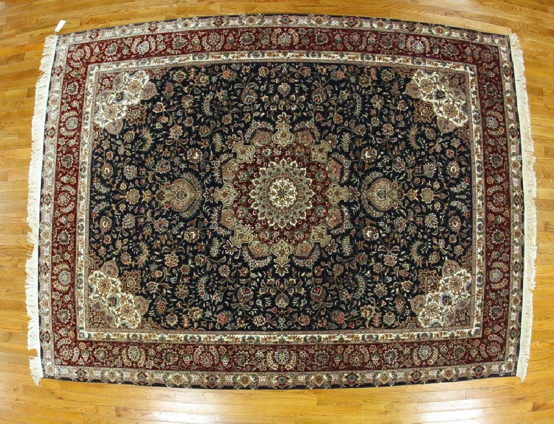 Extra Fine Sino-Persian Tabriz Rug