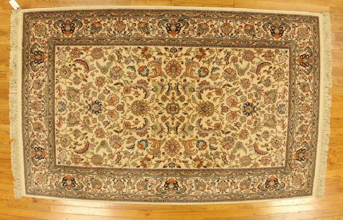 Original Karastan Tabriz Pattern Rug