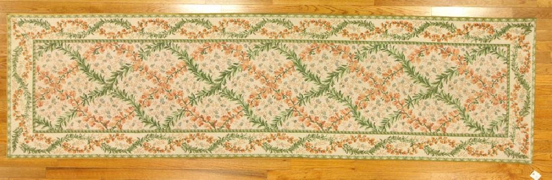 French Floral Runner