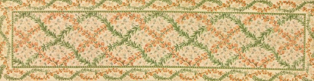 French Floral Runner - 2