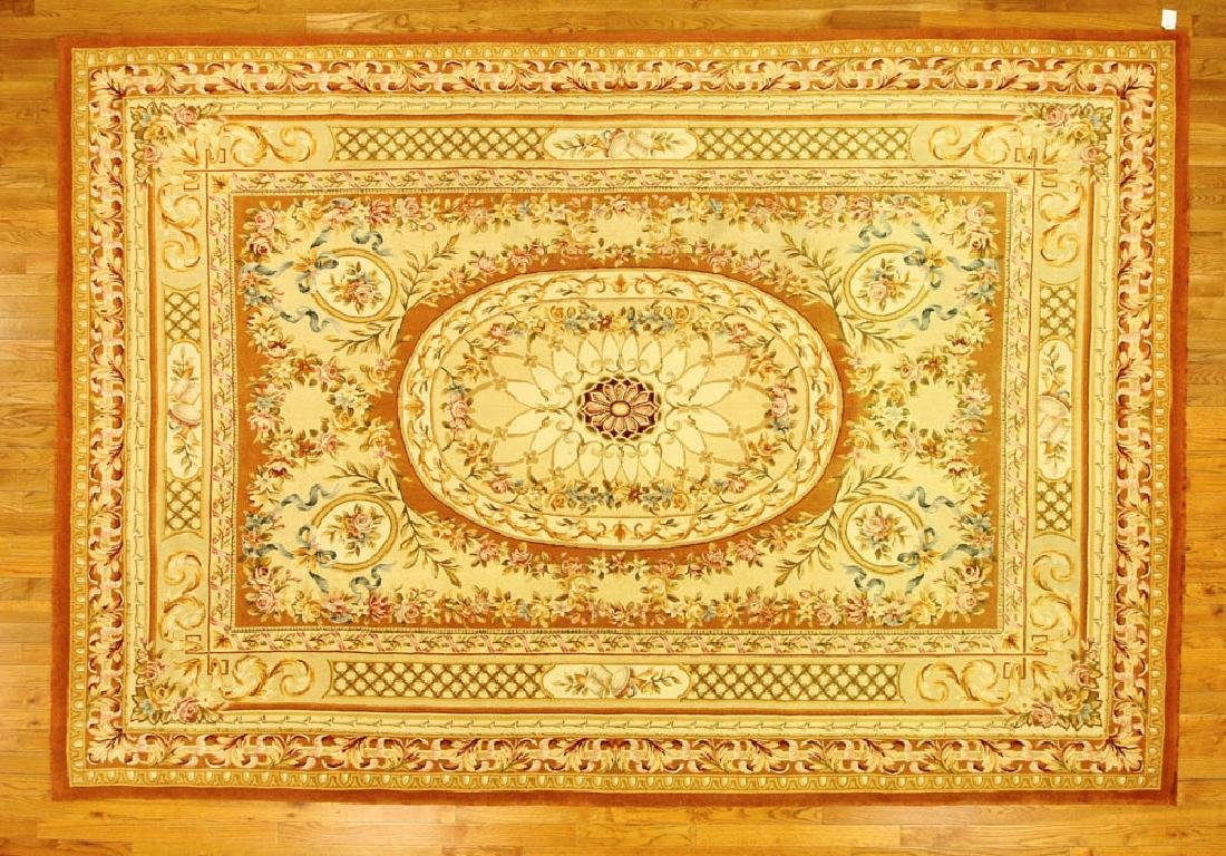 Beautiful French Aubusson-style Rug