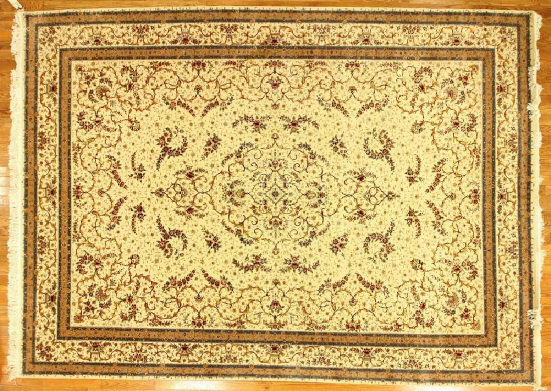 Exceptional Persian Tabriz Rug