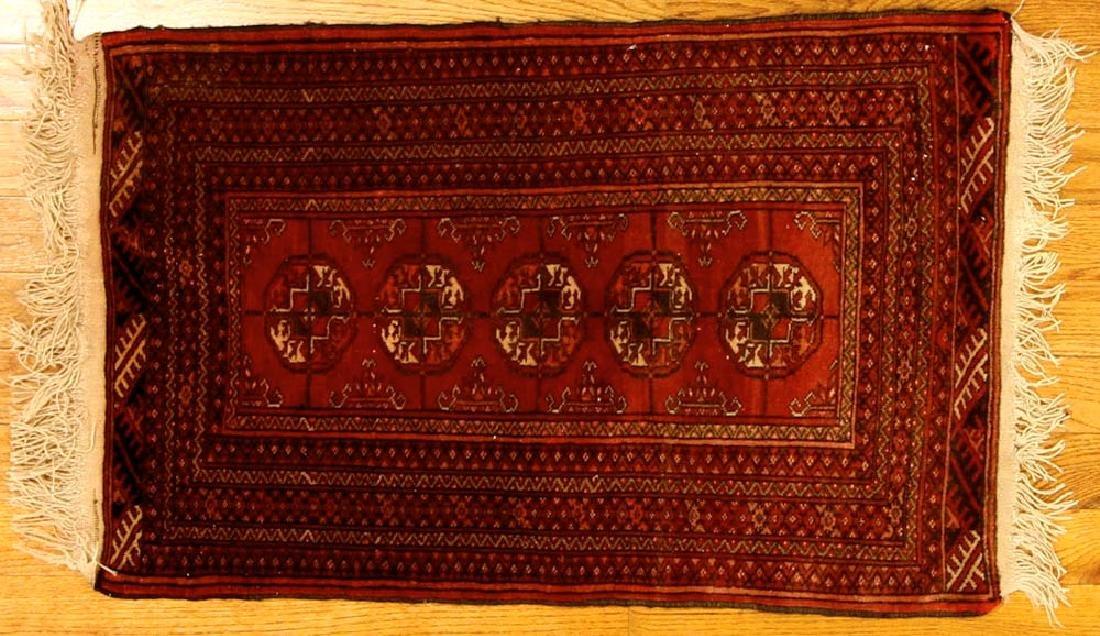Antique Bokhara Rug