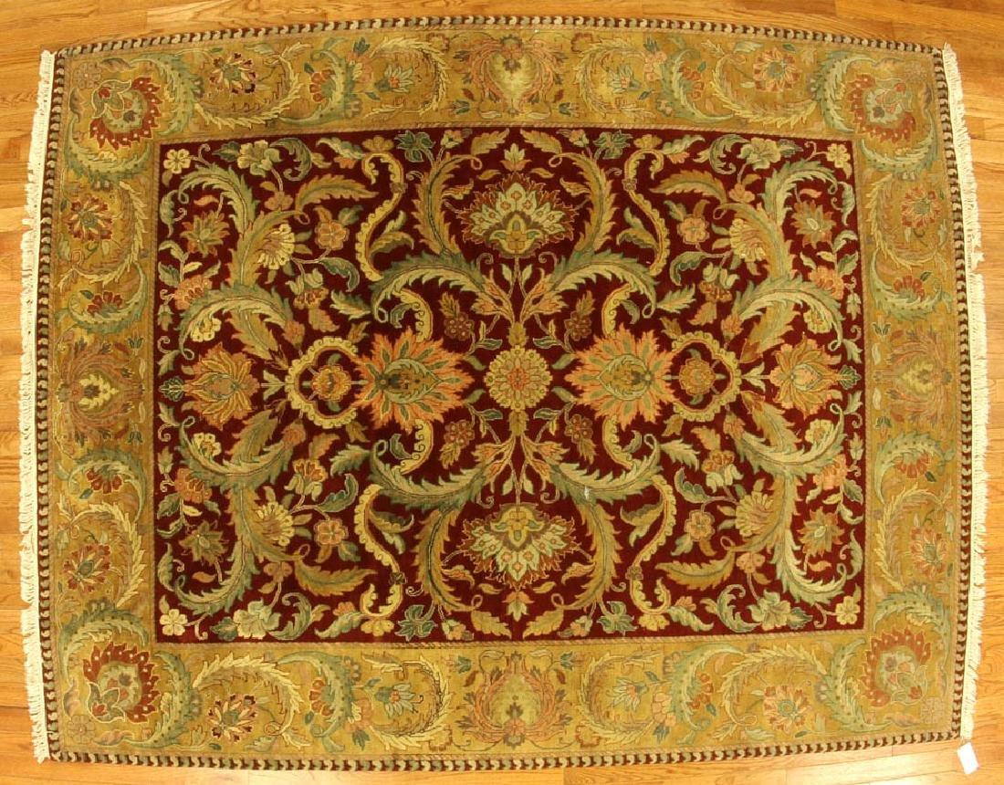 Indo-Jaipur Sarouk Rug