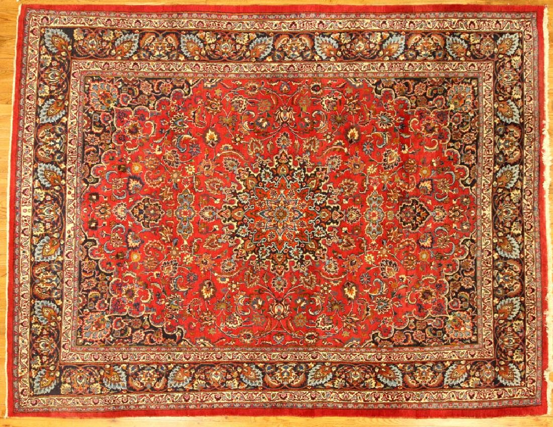 Fine Semi-antique Persian Tabriz Rug