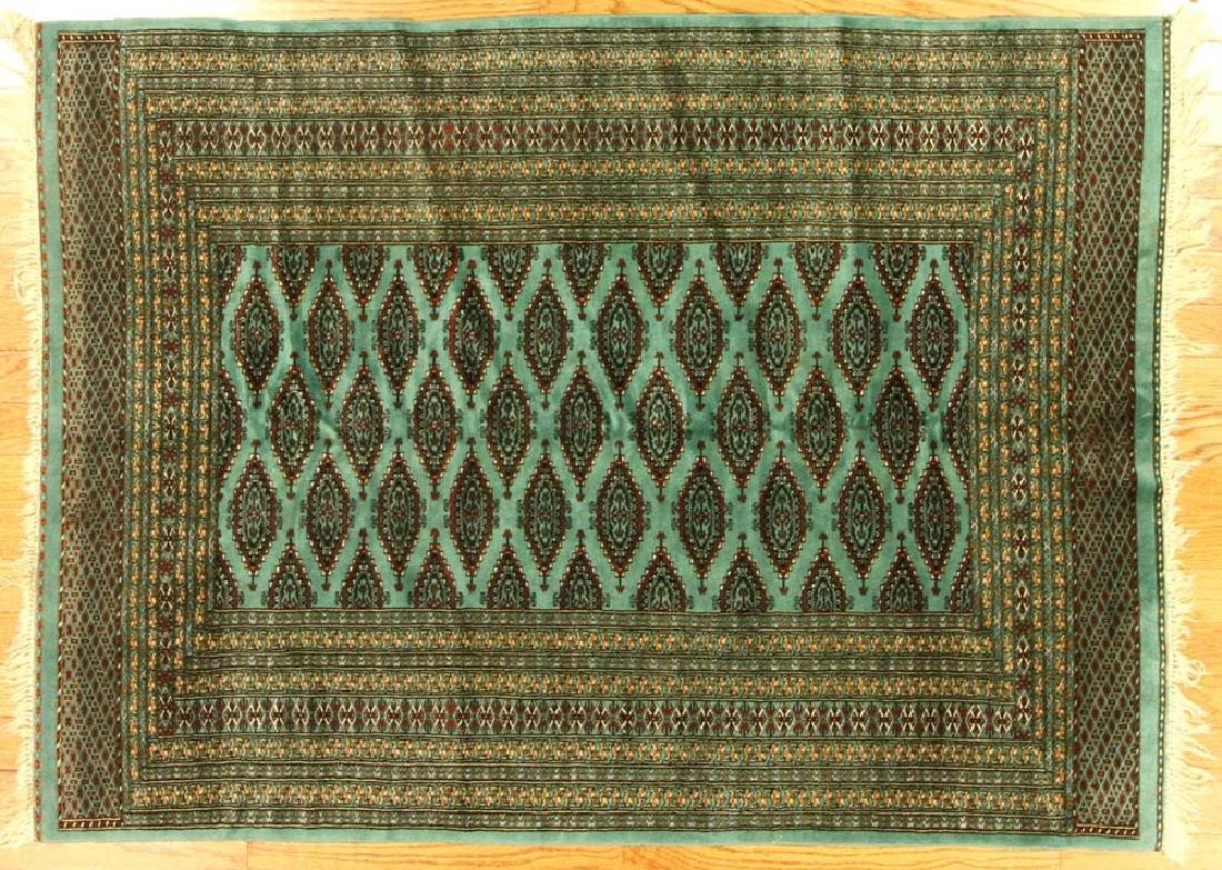 Extra Fine Semi-antique Bokhara Karin Rug