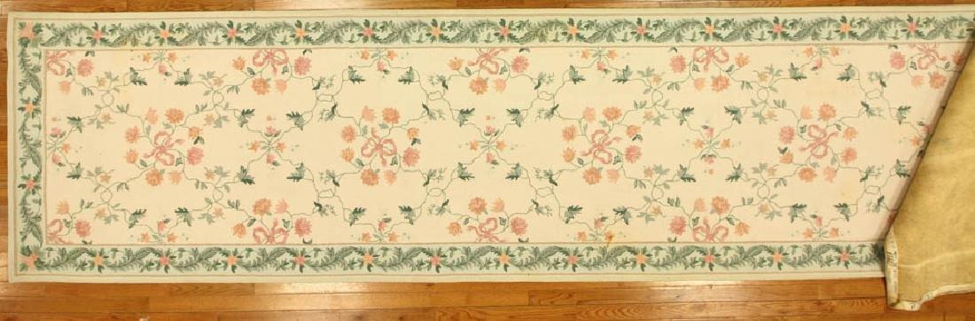 Custom Designer Floral Runner