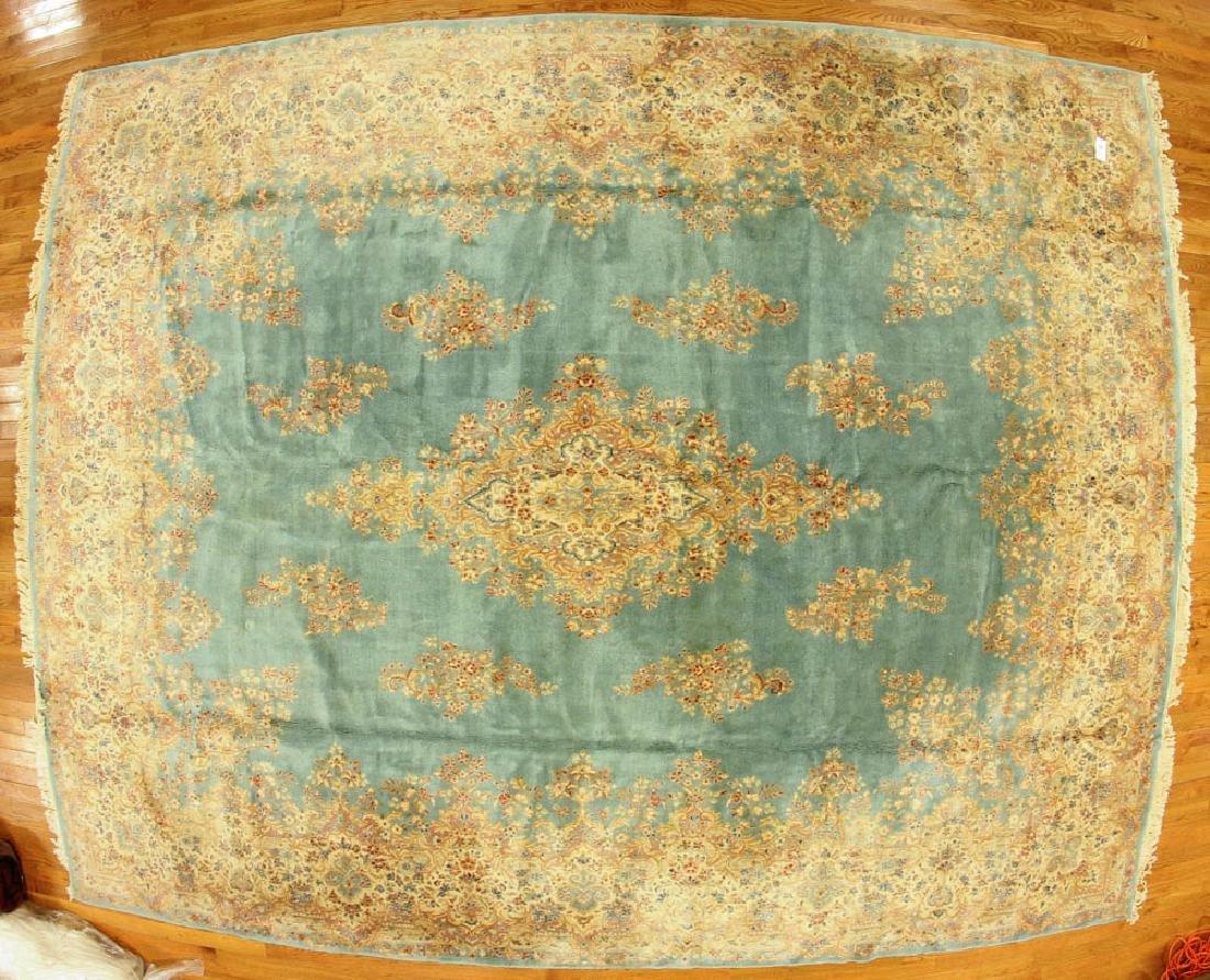 Exceptional Antique Persian Kerman Rug