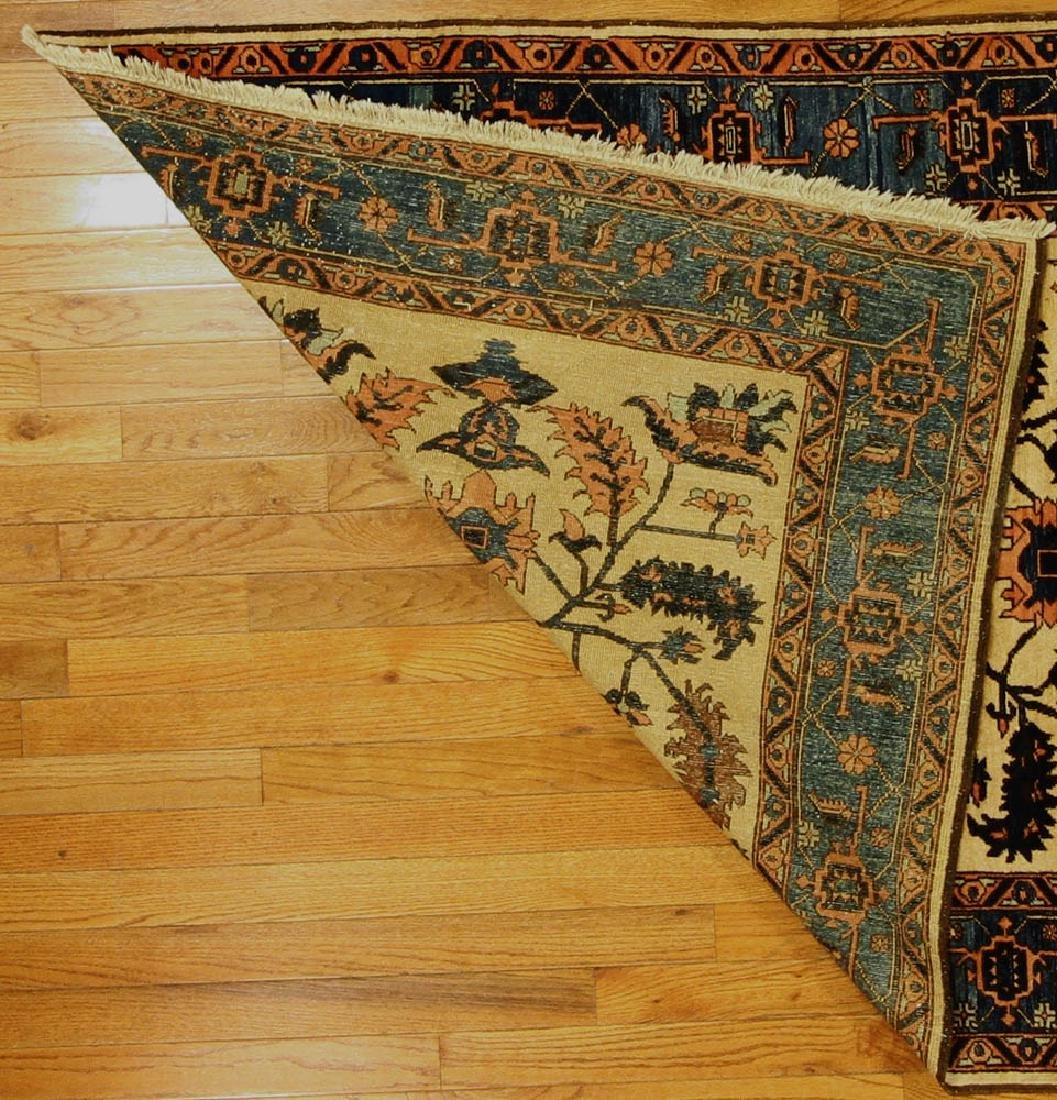 Exceptional Antique Persian Kerman Rug - 5