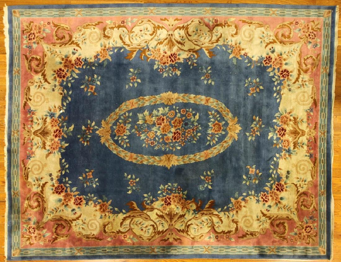 French Savonnerie-style Rug