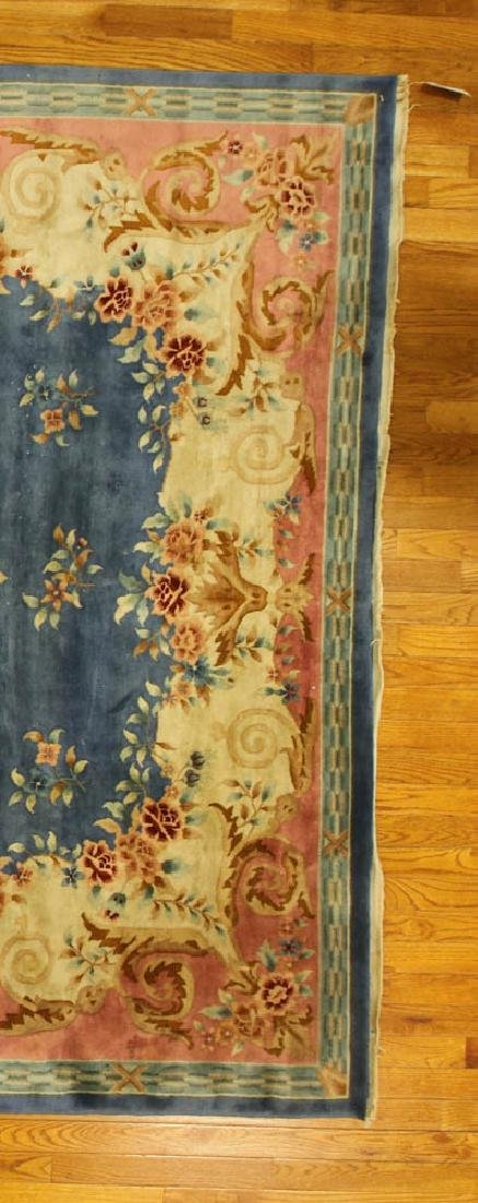French Savonnerie-style Rug - 4