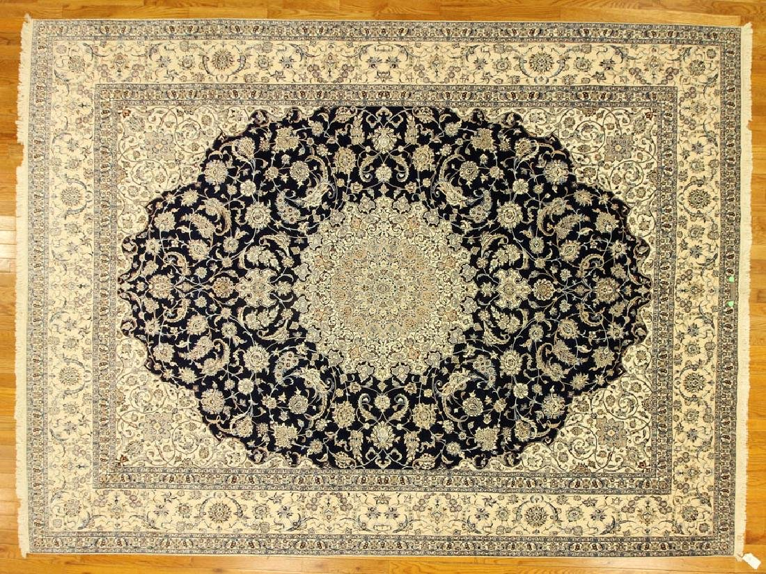 Exceptional Quality Persian Isfahan Rug