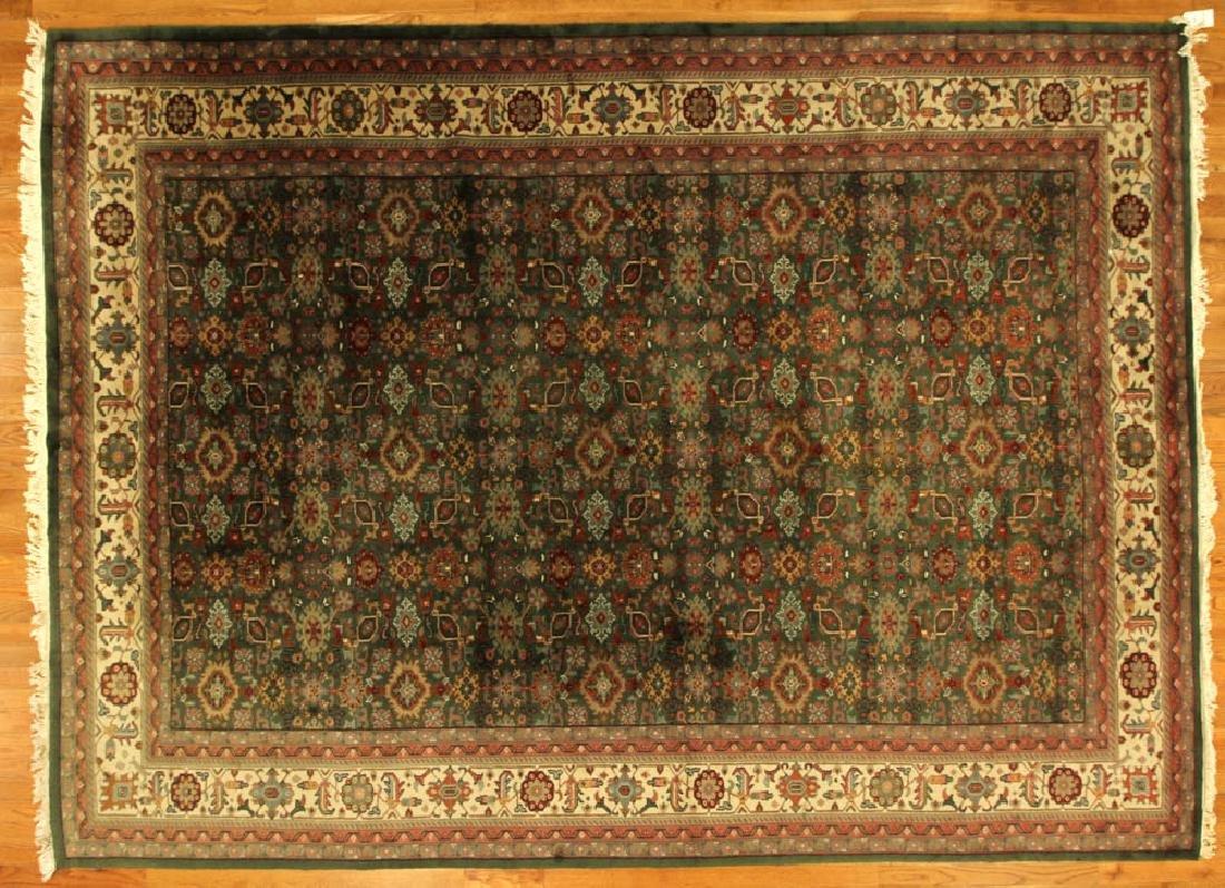 Fine Indo-Persian-style Rug