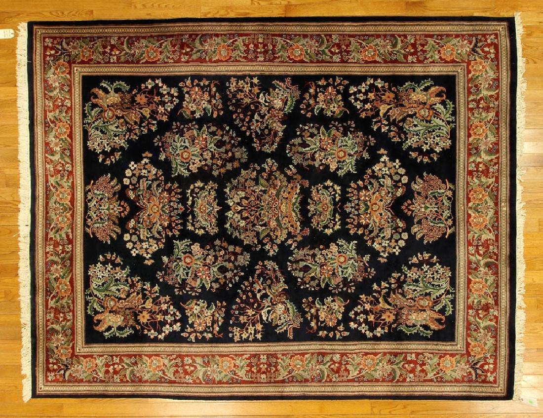 Indo-Persian-style Sarouk Rug