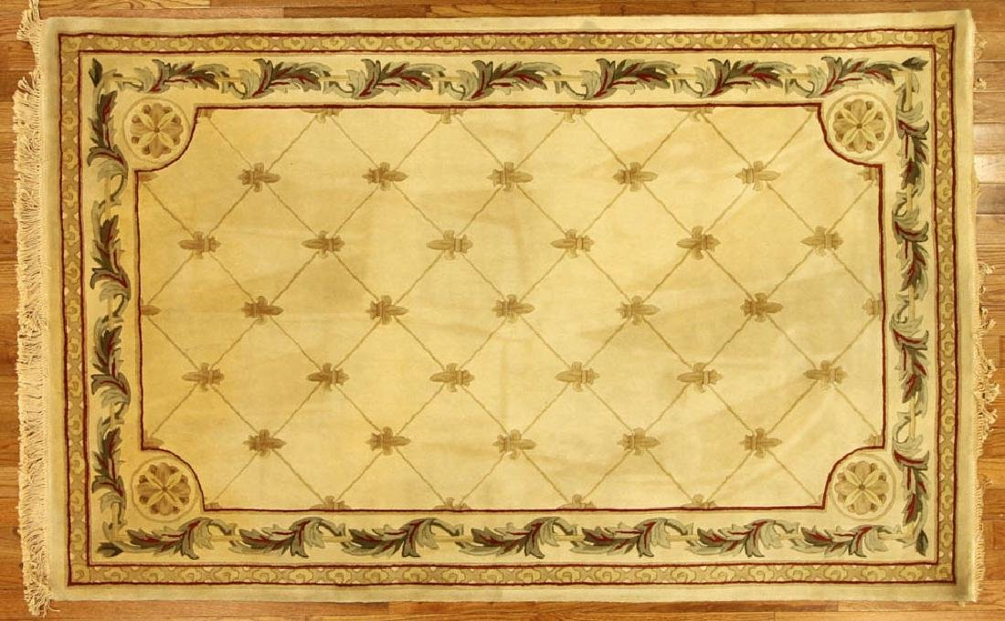 Indo-French Regency-style Rug