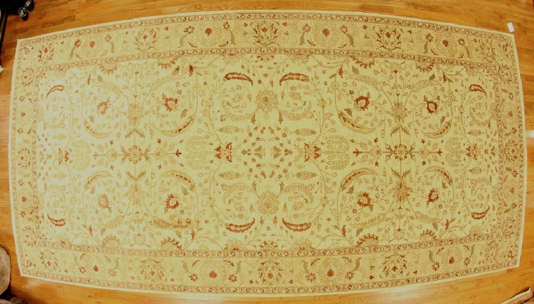 Exceptional Sultanabad Palace Size Rug