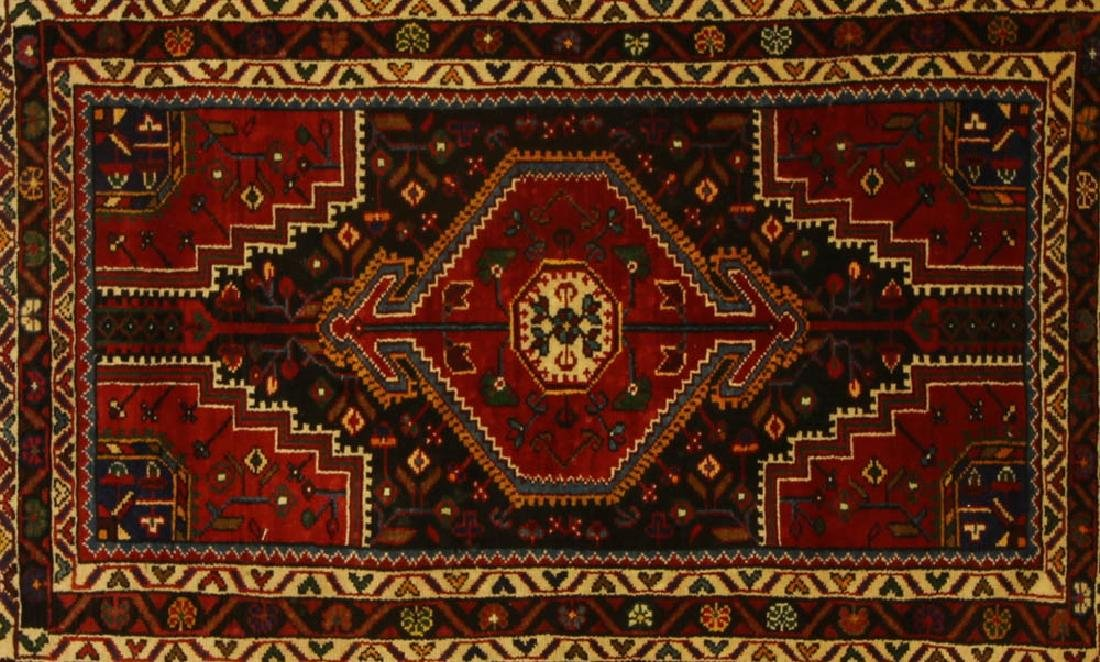 Semi-antique Persian Tribal Rug - 2