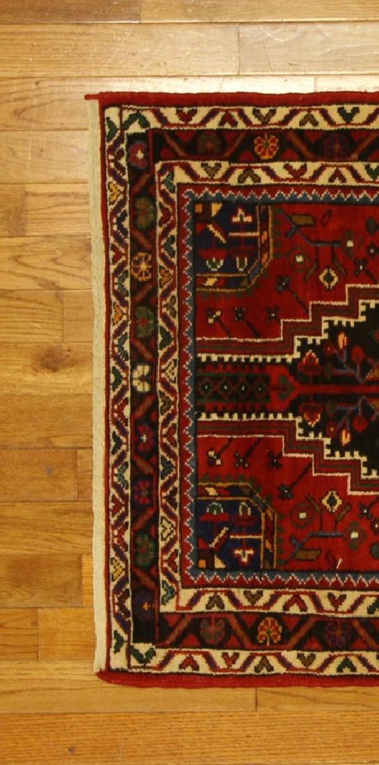 Semi-antique Persian Tribal Rug - 3