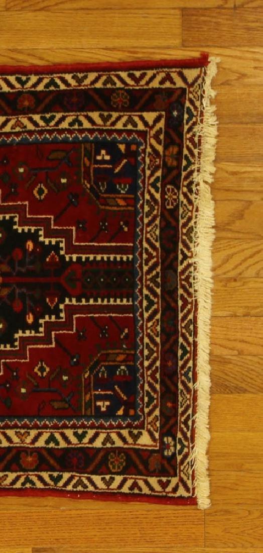 Semi-antique Persian Tribal Rug - 4