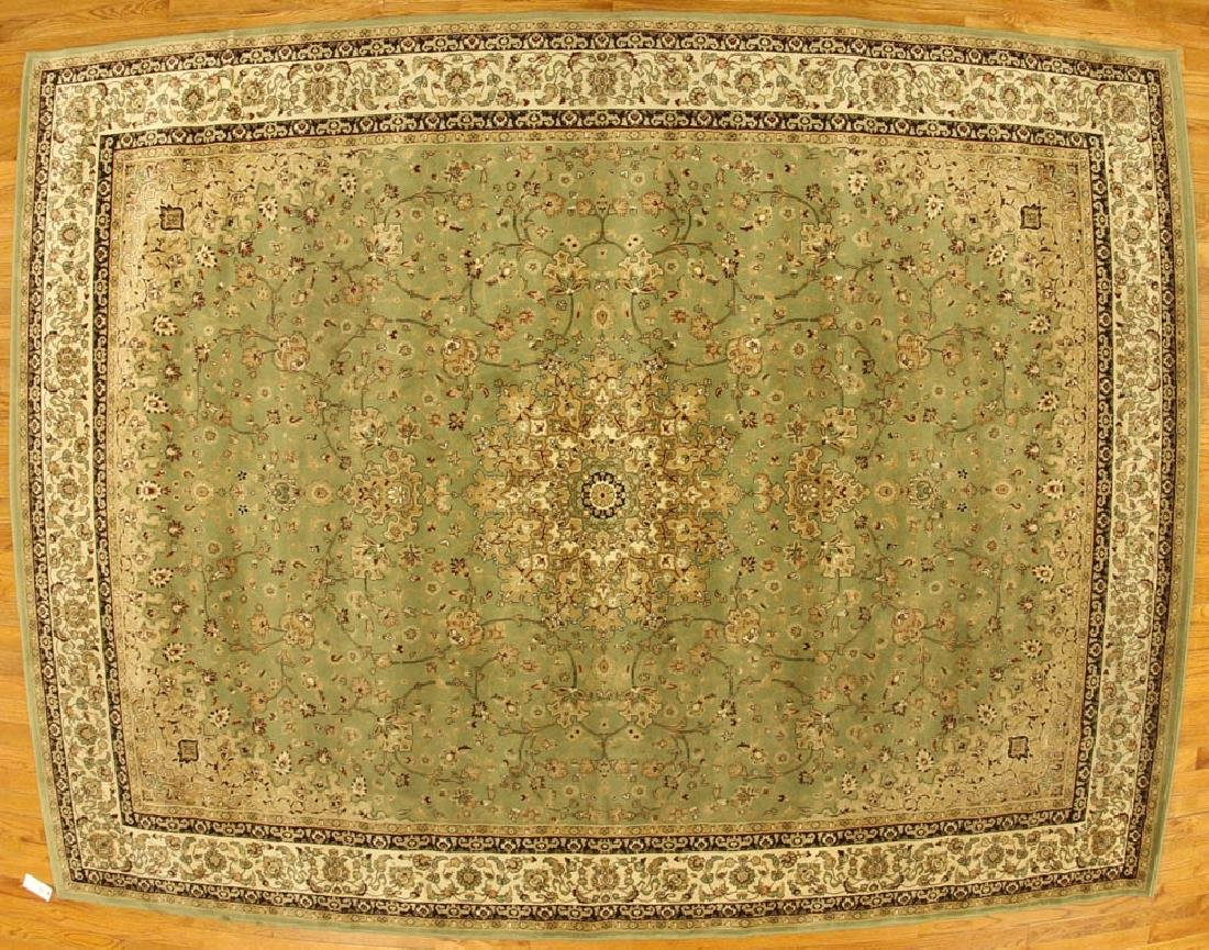 Izmir Keshan Royal Machine Made Rug