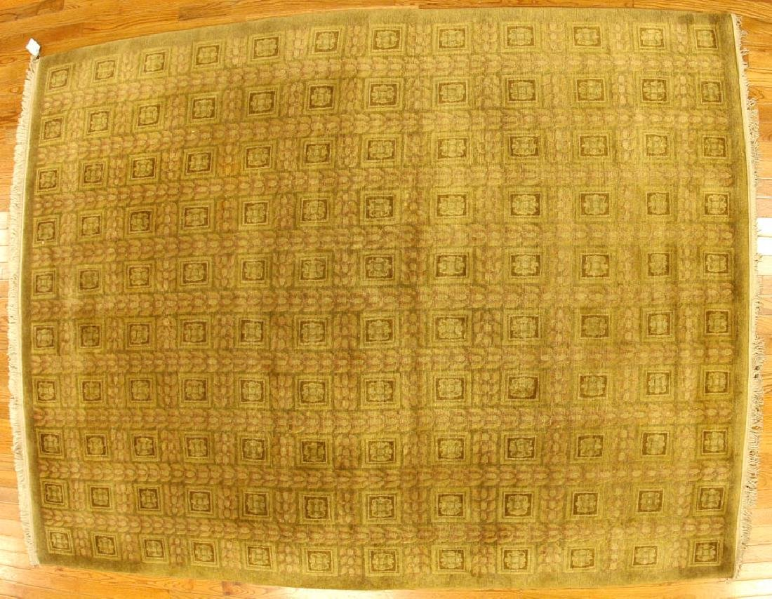 Contemporary Indo-Sarouk Rug
