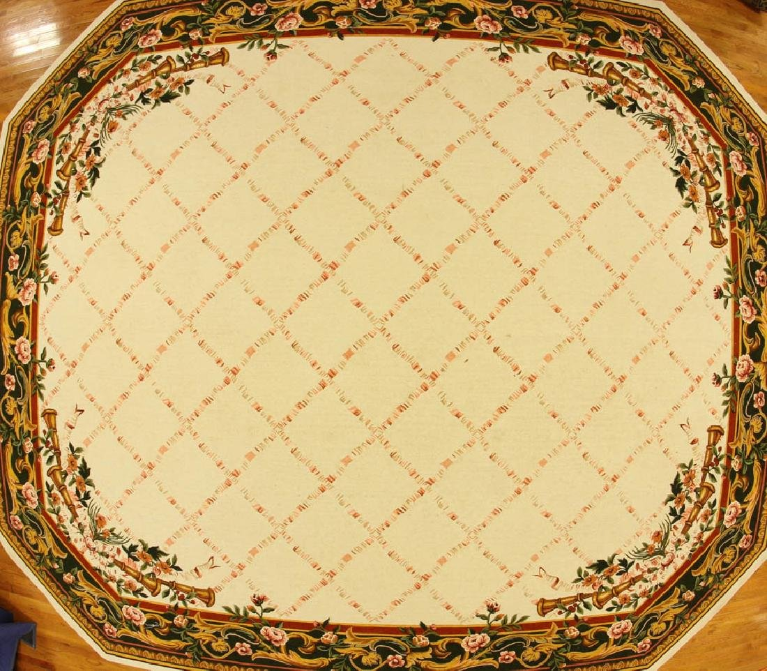 French-style Machine-woven Rug