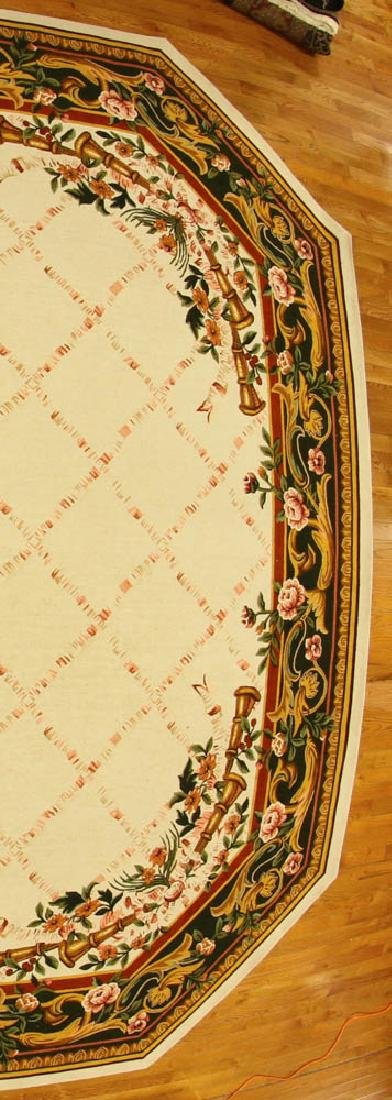 French-style Machine-woven Rug - 2