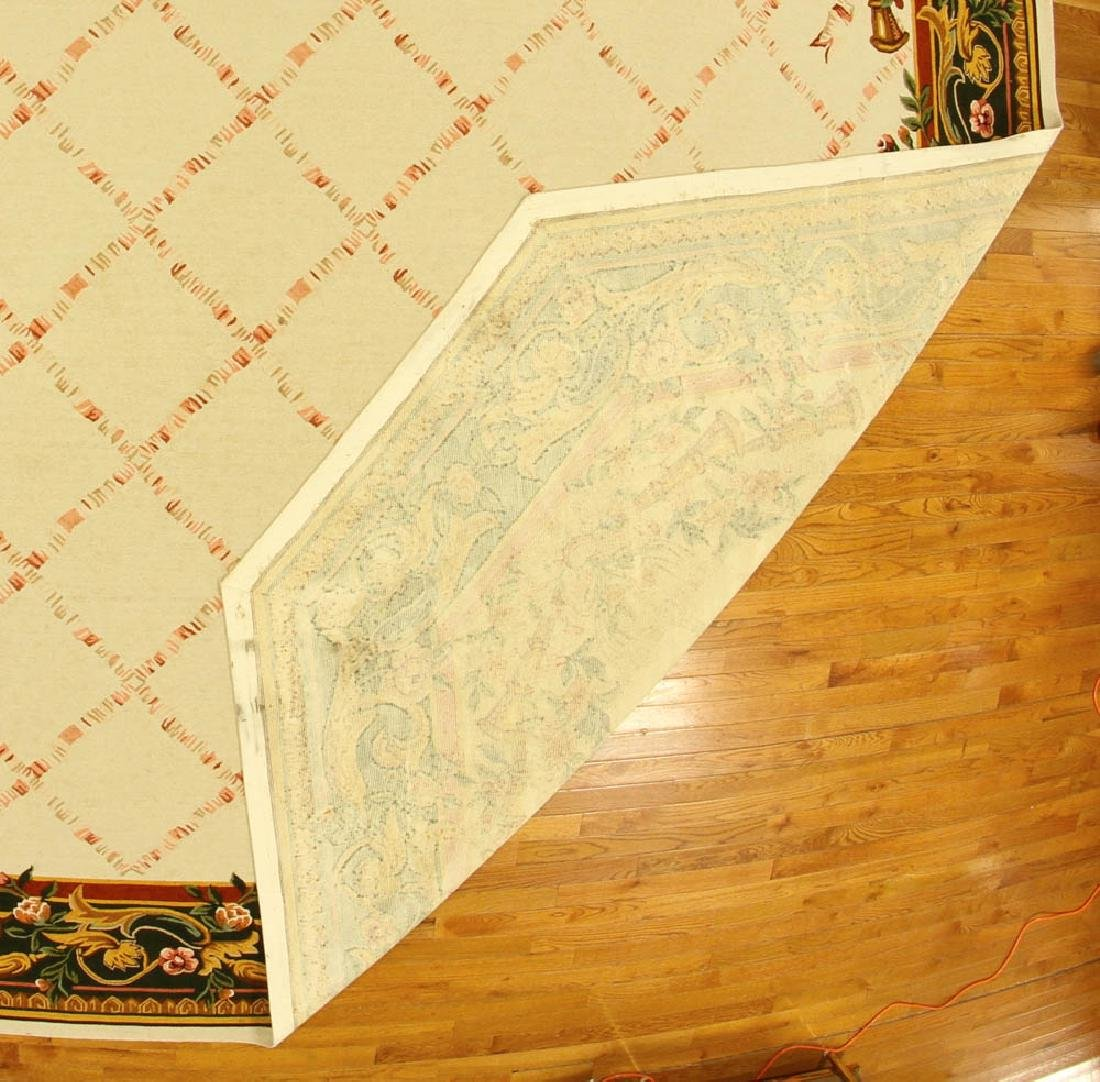 French-style Machine-woven Rug - 4