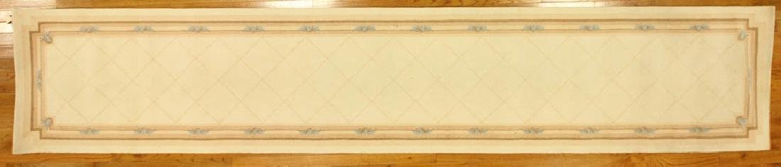 Traditional French Regency-style Runner